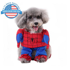Cosplay For Pets Superhero / S Clothes