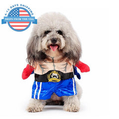 Cosplay For Pets Boxer / S Clothes