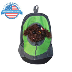 Adjustable Pet Carrier Green / L Accessories