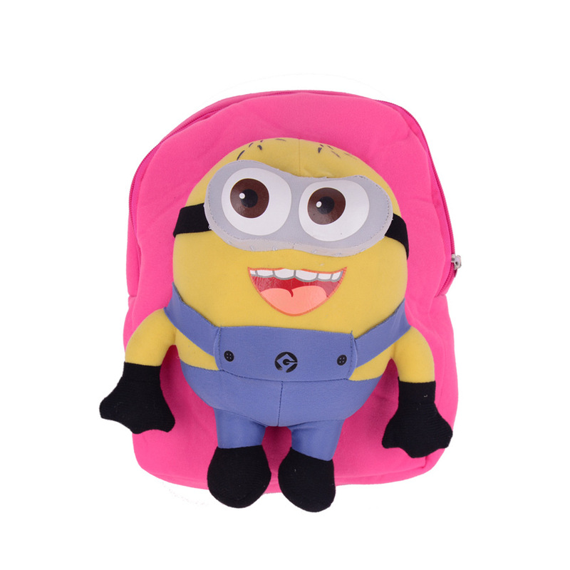 Minion School Backpack -All Proceeds Go Towards Saving Animals