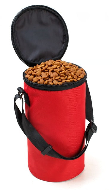 Waterproof Travel Food Bag (All Proceeds Go Towards Saving Animals)!