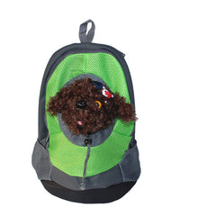 Pet Carrier Front and Head-Out