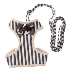 Bow Tie Harness S-XL -All Proceeds Goes Towards Saving Animals