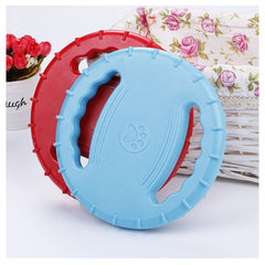 Large Dog Frisbee Bite Toy -All Proceeds Go Towards Saving Animals
