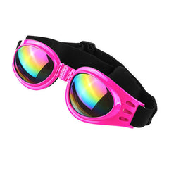 Dog Sunglasses Eye Wear Protection Waterproof Pet Goggles