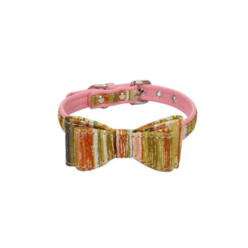"Bow Tie Collar ""All Proceeds Goes Towards Saving Animals"""