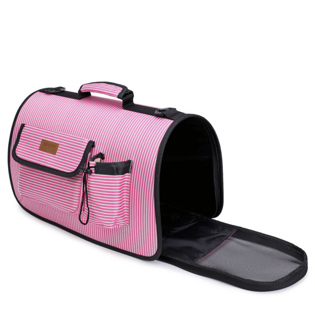 Handbag Shoulder Bag Pet Carrier -All Proceeds Go Towards Saving Animals