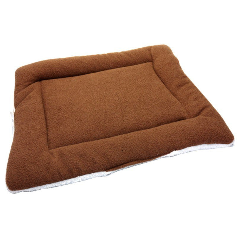 Washable Dog Cushion Cover Kennel Mat S-L