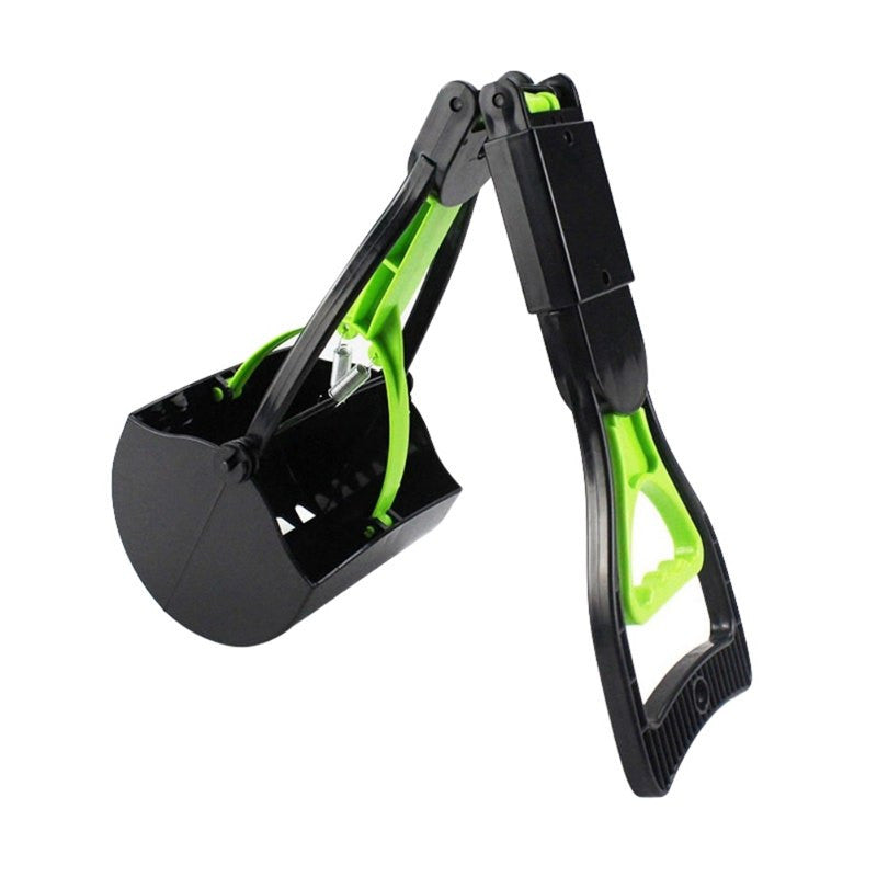 Long-handled Pet Folding Waste Scooper -All Proceeds Go Towards Saving Animals