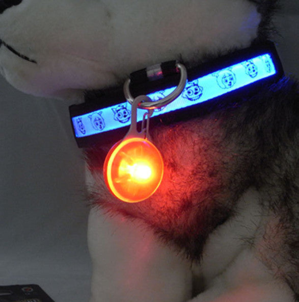 "Bright LED Night Safety Light ""All Proceeds Goes Towards Saving Animals"""