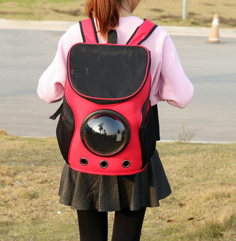 Space Capsule Carrier -All Proceeds Go Towards Saving Animals