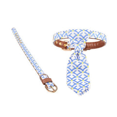 Neck Tie Leash & Collar Dog -All Proceeds Go Towards Saving Animals