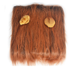 Lion Mane Wig for Large Dogs -All Proceeds Go Towards Saving Animals