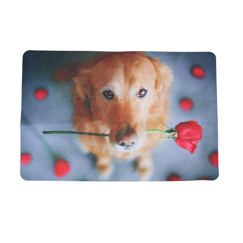 3D  Cute Non-slip Mat  -All Proceeds Goes Towards Saving Animals