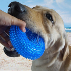 Durable Pet Puppy Dog Squeaky Chew Toy -All Proceeds Go Towards Saving Animals