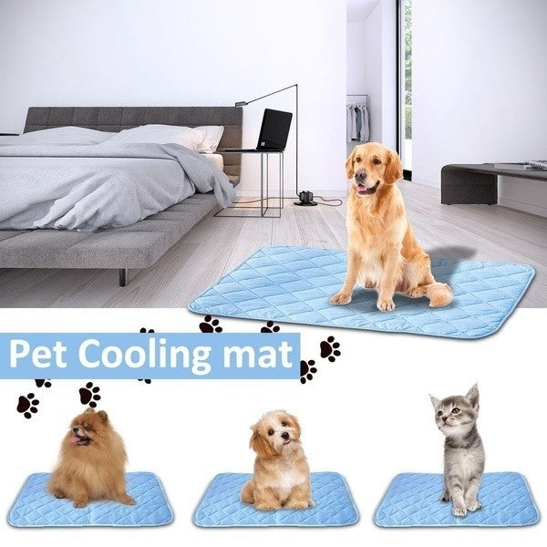 Pet Cooling Mat -All Proceeds Go Towards Saving Animals