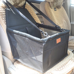 "Portable Foldable Pet Booster Seat ""All Proceeds Goes Towards Saving Animals"""