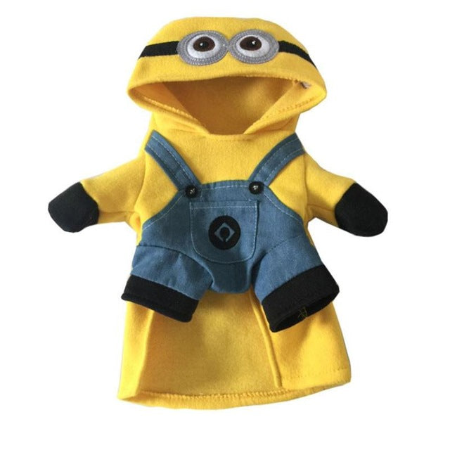 Dog Cat Minion Costume