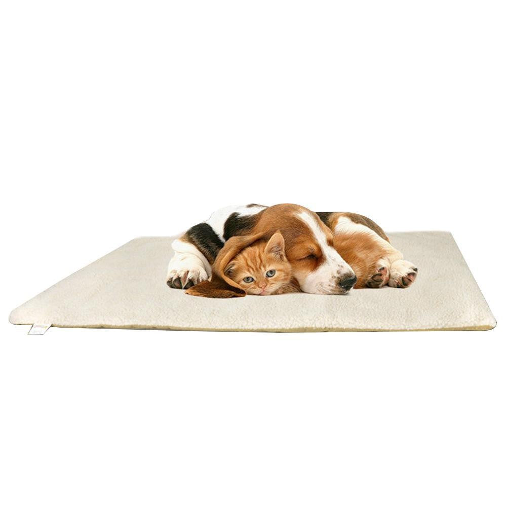 Self Heating Pet Bed Thermal Washable No Electricity Required -All Proceeds Go Towards Saving Animals