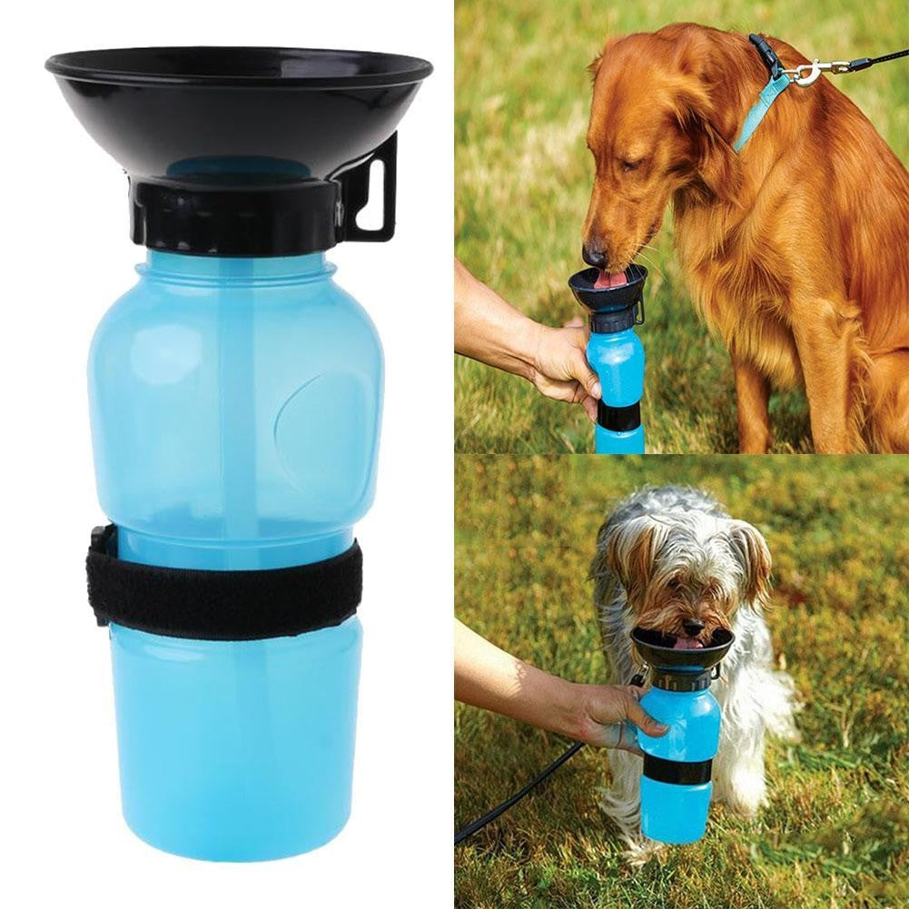 None Leak Water Bottle/Bowl -All Proceeds Go Towards Saving Animals