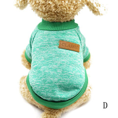 Dog Winter Warm Sweater S-XL