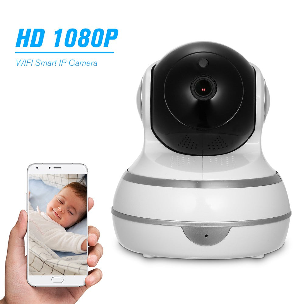 1080P WiFi Camera Smart IP Camera Pet Monitor Wireless Cam