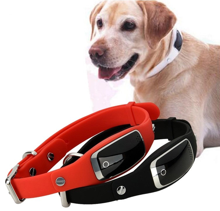 "GPS Location Collar With 2way Audio ""All Proceeds Goes Towards Saving Animals"""