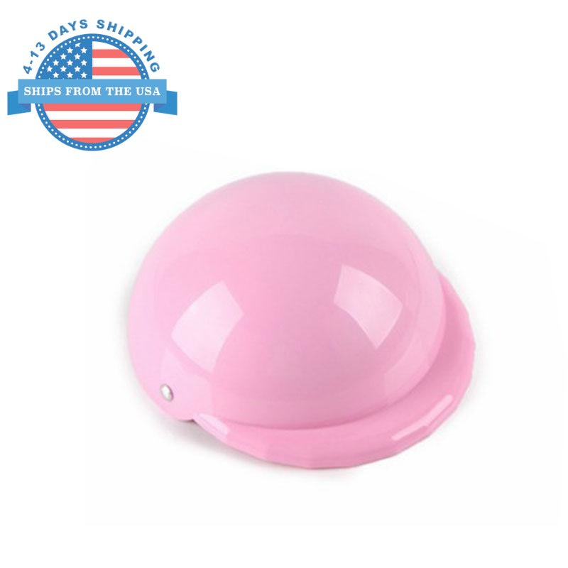 Pet Helmet Pink Accessories