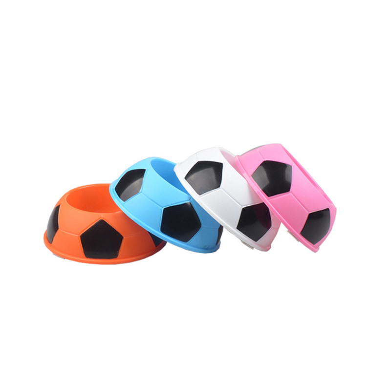 Soccer Dog Food Bowl