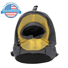 Adjustable Pet Carrier Yellow / L Accessories