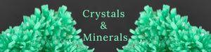 Crystals and Minerals For Sale