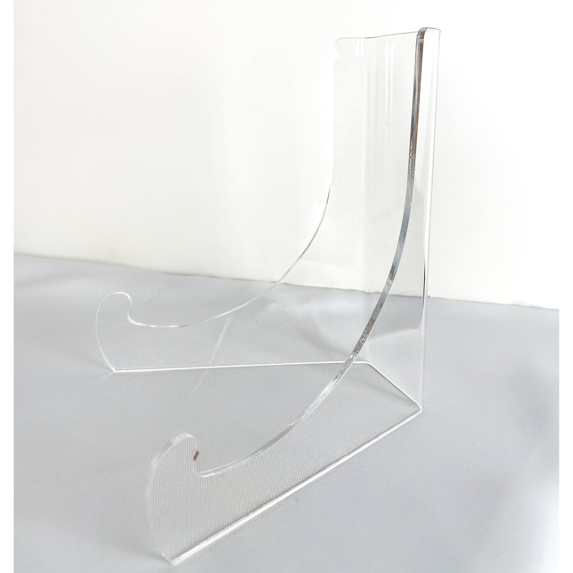 Clear Acrylic Mineral or Fossil Display Stand