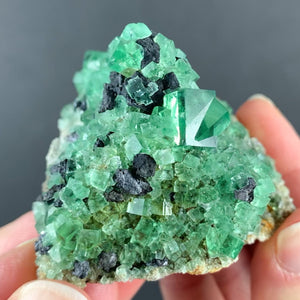 Color Changing Green Fluorite
