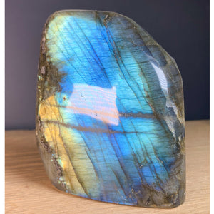 Cut and Polished Labradorite Stone from Madagascar