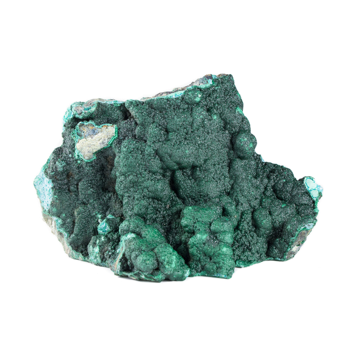 Malachite Specimen Large Crystalline from Congo