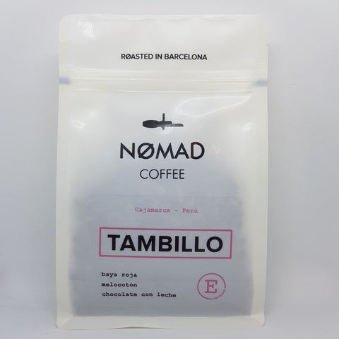 Nomad Coffee نوماد - تامبيللو - بيرو  | Nomad Coffee- Tambillo - Peru