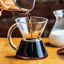 Chemex®كوب كيميكس الزجاجي |Chemex® Handblown Glass Coffee Mug