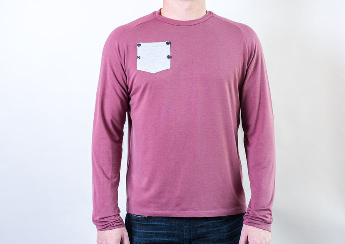 Long Sleeve Men's Port-T - 3 Colors