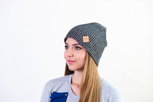 Heather Beanie - 3 Colors