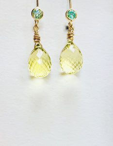 Green Gold Quartz Stunners!