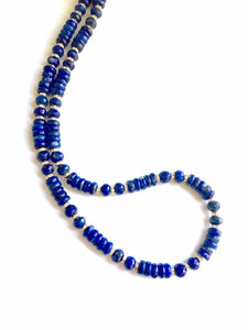 Lapis Lazuli Necklace: Perfect for All Seasons