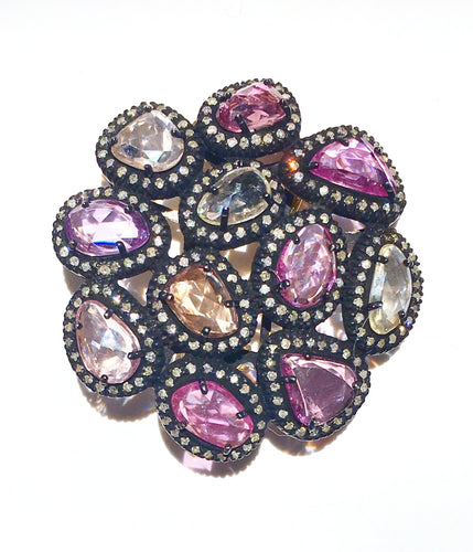 Simply Amazing Tourmaline Earclips