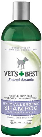 Vet's Best Hypo-Allergenic Shampoo for Dogs