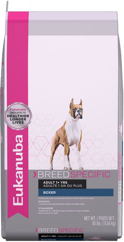 Eukanuba Breed Specific Adult Boxer Dry Dog Food