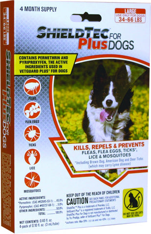 Promika ShieldTec Plus for Dogs