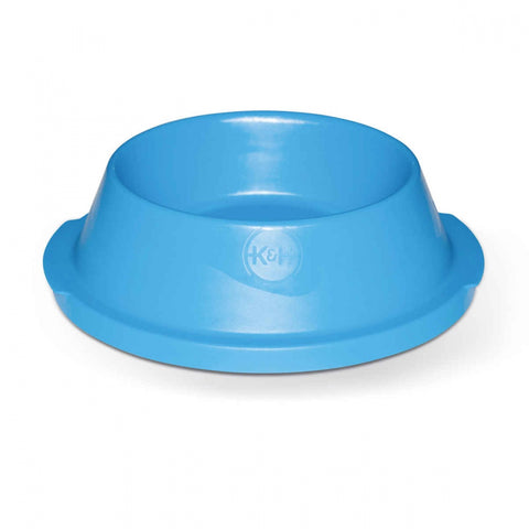 K&H Pet Products Blue Coolin' Pet Bowl