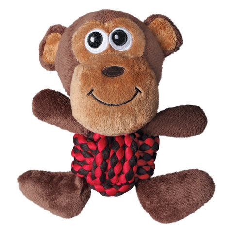 KONG Weave Knots Monkey Dog Toy