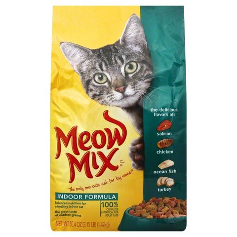 Meow Mix Indoor Health Dry Cat Food