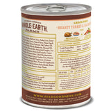 Whole Earth Farms Grain Free Hearty Turkey And Salmon Stew Canned Dog Food
