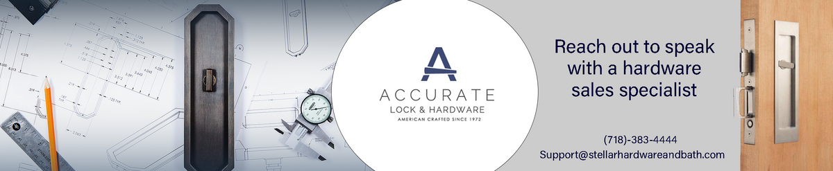 Accurate Lock Hardware lock bodies,harmon hinges,offset pivot hinges,privacy flush pulls, sliding and pocket door hardware
